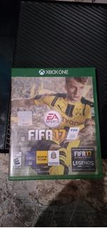 Disco De Fifa 17 Para Xbox One