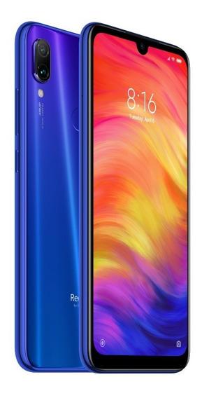 Celular Xiaomi Redmi Note 7 Global 64gb 4 Ram Garantía 18 M