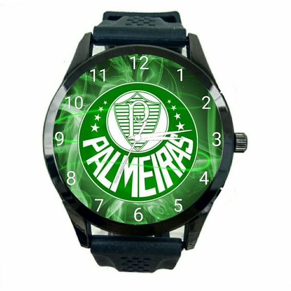 Relógio Palmeiras Feminino Esporte Futebol Time Novo T858