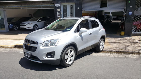 Chevrolet Tracker 1.8 Awd Ltz+ At Todo Terreno 4x4 2014