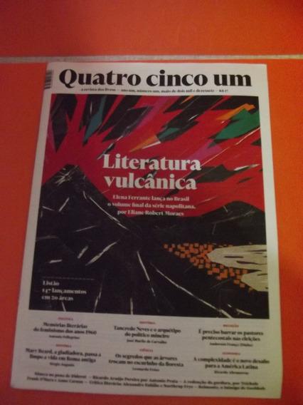 Revista Literatura Vulcânica