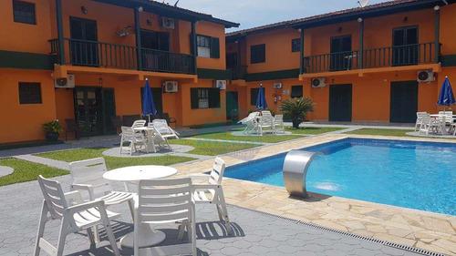Apartamento Com 2 Dorms, Praia Da Maranduba, Ubatuba - R$ 320 Mil, Cod: 691 - V691
