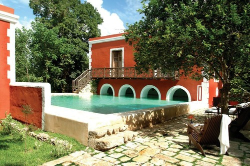 Hacienda Hotel Boutique Merida, Yucatan.