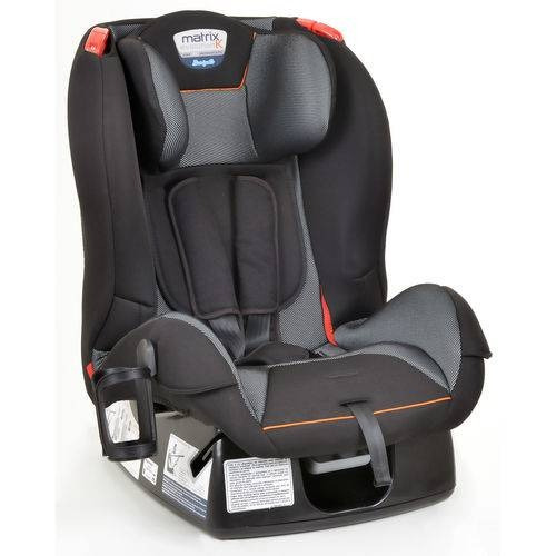 Cadeira Matrix Evolution K-cyber Orange Até 25kg - Burigotto