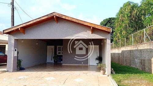 Casa Com 3 Dormitórios À Venda, 133 M² Por R$ 375.000,00 - Parque Taquaral - Piracicaba/sp - Ca0627