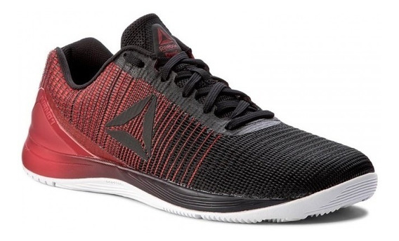 Tenis Reebok Crossfit Nano 7 Rojo, Negro 6mx