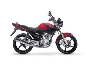Yamaha Ybr 125 Ed - 0 Km - Roja - Expomoto