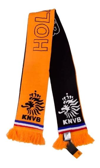 Bufanda Futbol Soccer Seleccion De Holanda Knvb Mh0540