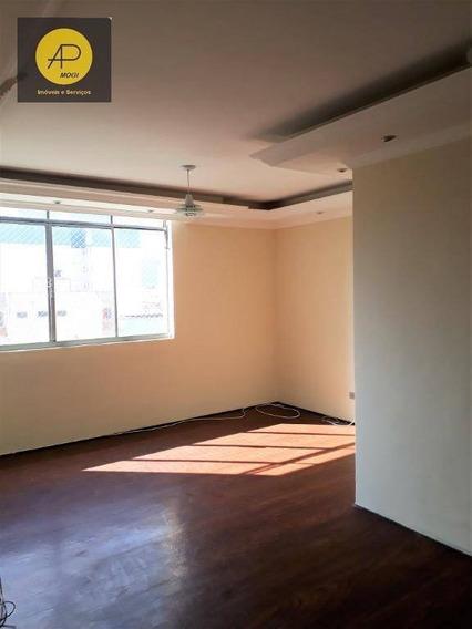 Apartamento Para Venda Com 100 M² No Centro De Mogi Das Cruzes. - Ap0104