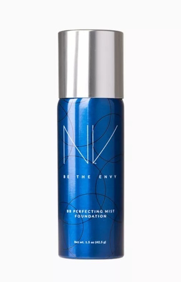 Base Be The Envy Jeunesse Nv Spray N9 Cool Cocoa