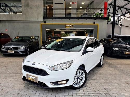 Ford Focus 2.0 Se 16v Flex 4p Powershift