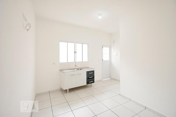 Casa Para Aluguel - Vila Formosa, 1 Quarto, 22 - 892951554