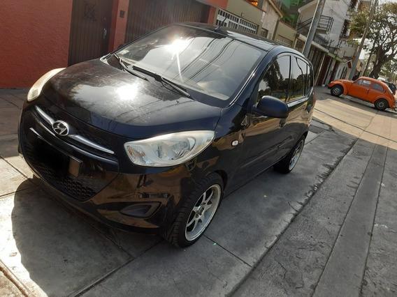 Vendo Auto Hyundai I10 / Año: 2011 / Kilometraje: 42 640 Km