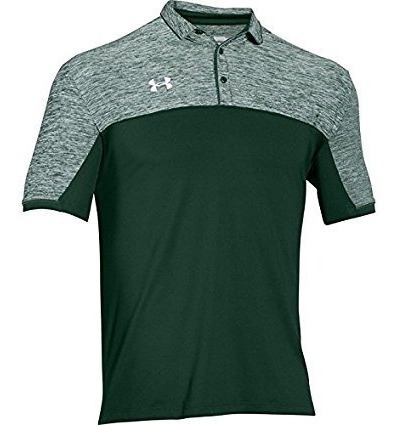 Playera Under Armour Podium S Us Verde