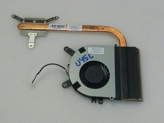 Culer Com Dissipador Notebook Cce Ultra Thin U45l U25