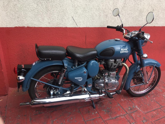 Royal Enfield Esquadron Blue 2018
