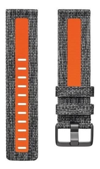 Correa Textil Reflectante Fitbit Para Versa 2