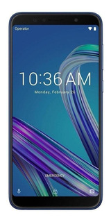 Asus ZenFone Max Pro M1 ZB602KL (13 Mpx) Dual SIM 32 GB Azul 3 GB RAM