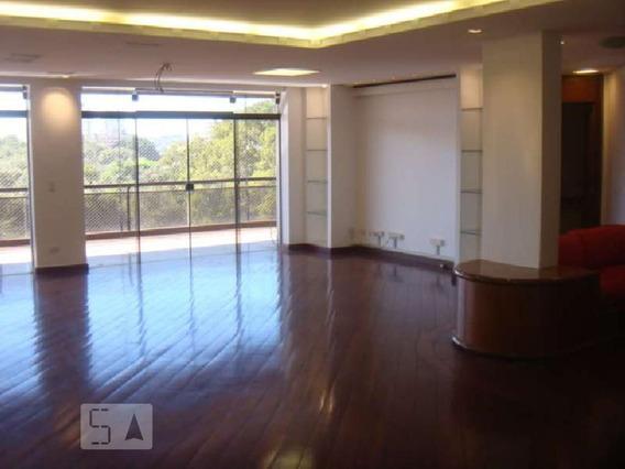 Apartamento No 7º Andar Com 4 Dormitórios E 3 Garagens - Id: 892946510 - 246510