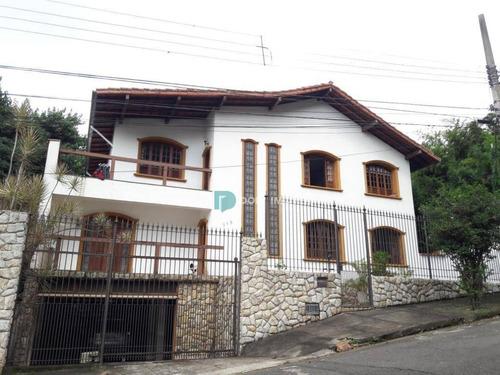 Imagem 1 de 30 de Casa 5 Quartos, 2 Suítes, 4 Vagas De Garagem - Paineiras - Juiz De Fora - Ca0247