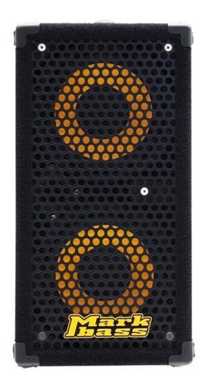 Amplificador Markbass Minimark 802 Transistor 250W negro 110V/220V