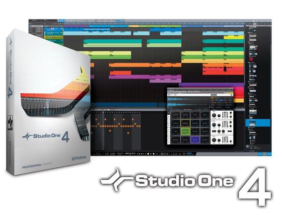 Studio One 4.5 + Projeto Trance E Progressive House