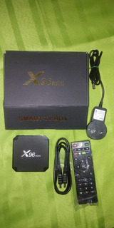 Smart Tv Box X96mini 2gb 16gb Android 4k