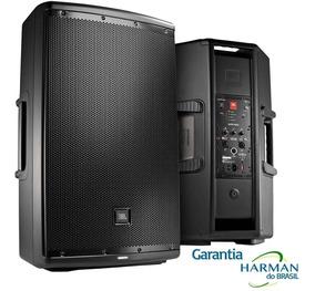 Caixa Jbl Ativa Eon 615 15 1000w Eon615 Bluetooth