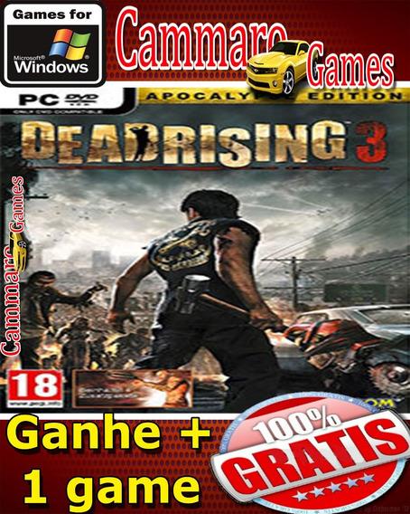 Dead Rising 3 Apocalypse Edition + 3 Games