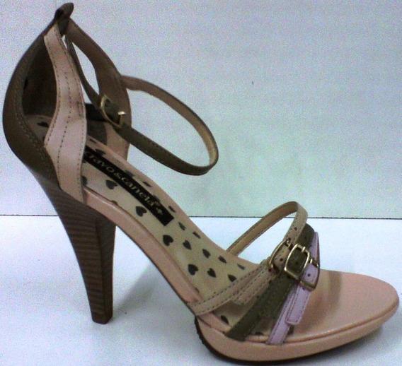 Sapato Salto Cravo & Canela 59802-006807 59802-006801