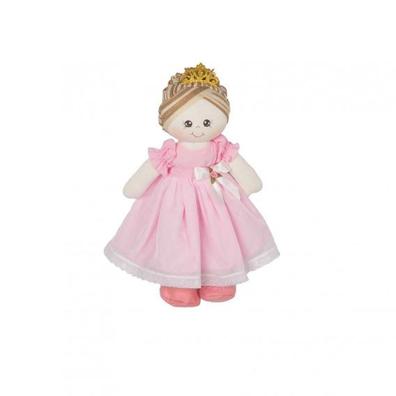 Boneca Princesa Bela Tamanho P