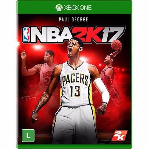 Xbox One Nba 2k17 - Mídia Física
