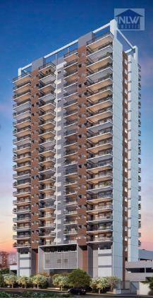 Apartamento Com 3 Dormitórios À Venda, 77 M² Por R$ 787.893,59 - Parque Da Vila Prudente - São Paulo/sp - Ap0424