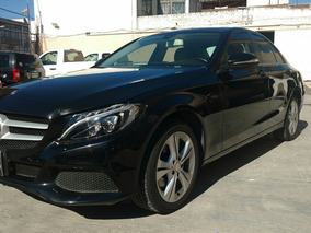 Mercedes Benz Clase C 2.0 200 Cgi Exclusive At 2015