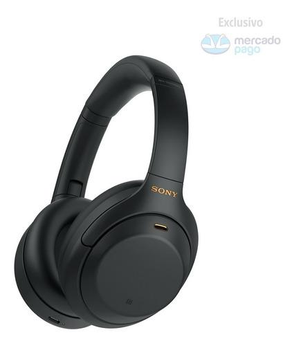 Imagen 1 de 7 de Audífonos Sony Noise Cancelling Bluetooth Hi-res Wh-1000xm4