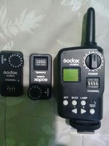Rádio Flash Godox Universal