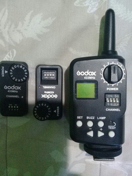 Rádio Flash Godox Universal