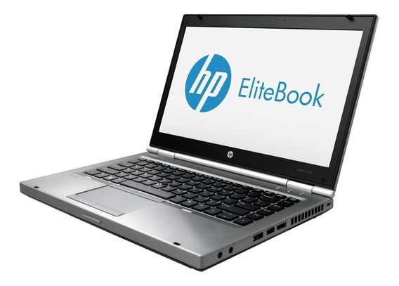 Notebook Hp Elitebook 8470p Core I5 Hd 320gb 4gb Windows 7 N
