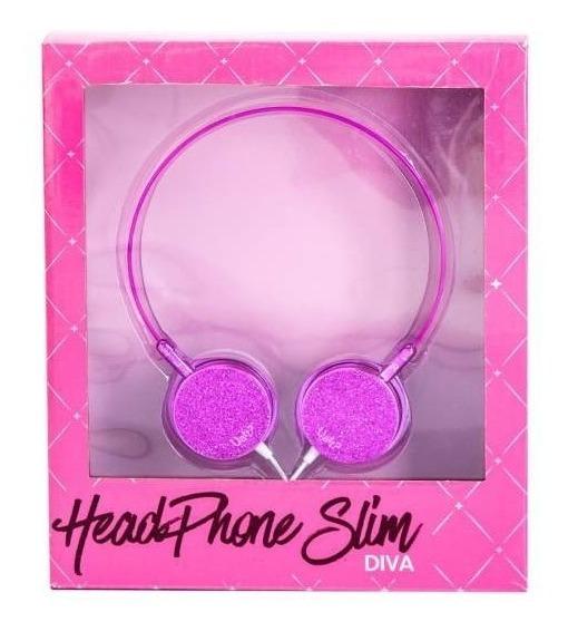 Headphone Slim - Diva
