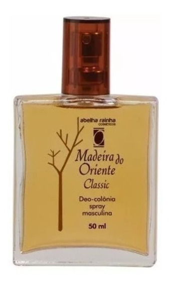 Perfume Madeira Do Oriente Classic Masculino Abelha Rainha