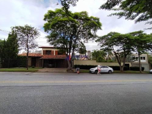 Casa Em 02 Lotes Belvedere (bh)  Venda - 10082