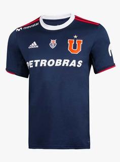 Camiseta Universidad De Chile 2019 Adulto / Santiago Boxer