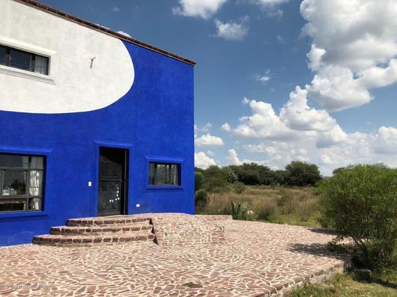 Casa En Renta En Ejido Tequisquiapan, Dolores Hidalgo, Rah-mx-20-3802