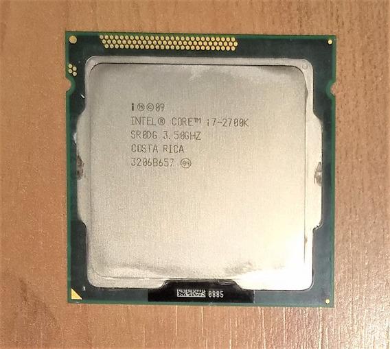 Processador Intel Core I7 2700k 3.5 Ghz 2ª Geração Lga1155