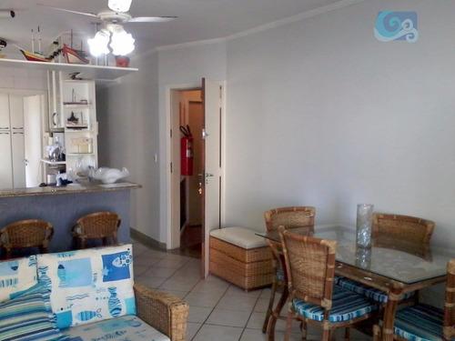 Imagem 1 de 14 de Apartamento À Venda, Praia Da Enseada - Guarujá. - Ap4066