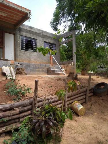 Imagem 1 de 14 de Chácara Em Condomínio Fechado - Ibiúna - Sp Portaria 24horas
