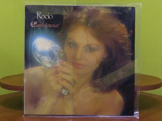 Rocio Durcal - Confidencias - Vinilo Lp, Mexico 1981