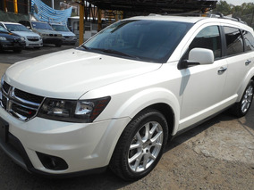 Dodge Journey 3.6 R-t Nav Dvd 2016 Automatica