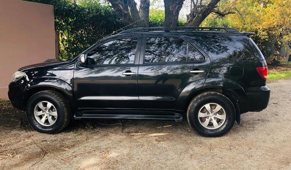 Toyota Hilux Sw4 3.0 Srv At Romera Hnos Selección Necochea