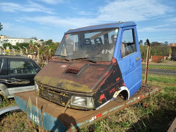 Cabine Iveco Daily T3510 + Carroceria De Gás - 2000